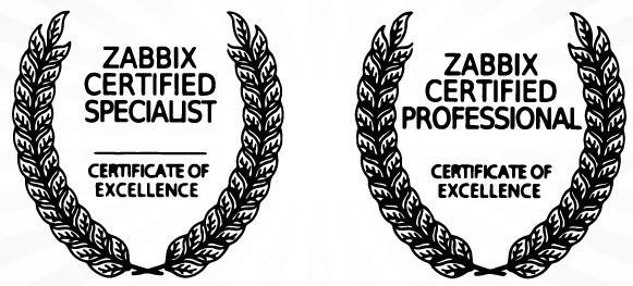IT Monitoring - Nobius staff are ZCS and ZCP Certified